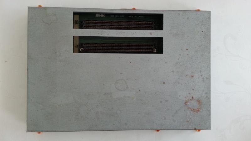Consolisation d'un Slot MV2F (1er partie) 20130410