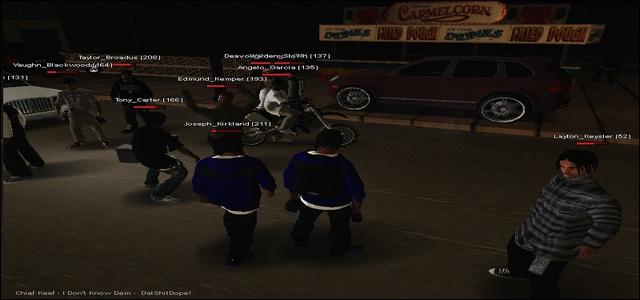 216 Black Criminals - Screenshots & Vidéos II Oki_bm11