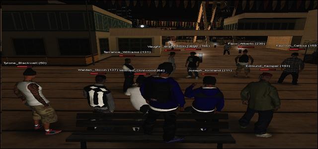 216 Black Criminals - Screenshots & Vidéos II Okii_b10