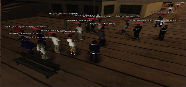 216 Black Criminals - Screenshots & Vidéos II Okiii_11