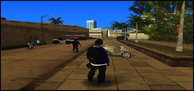 216 Black Criminals - Screenshots & Vidéos II Samp310