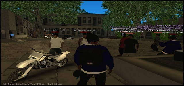 216 Black Criminals - Screenshots & Vidéos II - Page 2 Samp311
