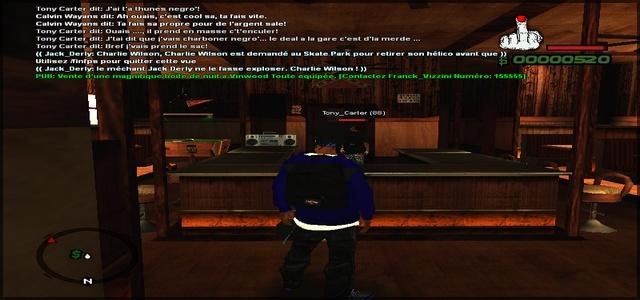216 Black Criminals - Screenshots & Vidéos II Samp410