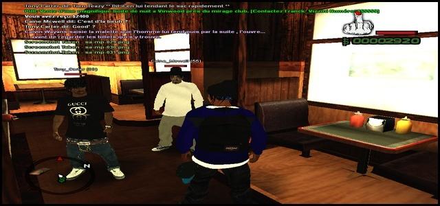 216 Black Criminals - Screenshots & Vidéos II Samp510