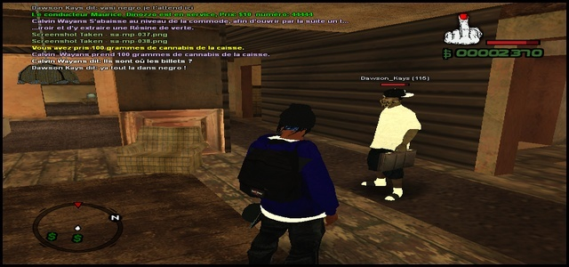 216 Black Criminals - Screenshots & Vidéos II - Page 2 Samp511