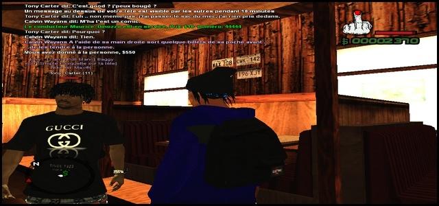 216 Black Criminals - Screenshots & Vidéos II Samp610