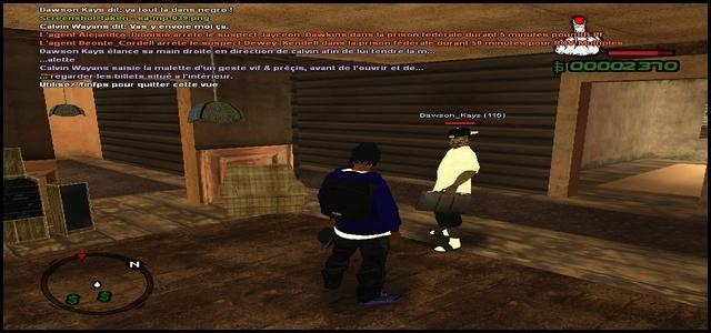 216 Black Criminals - Screenshots & Vidéos II - Page 2 Samp611