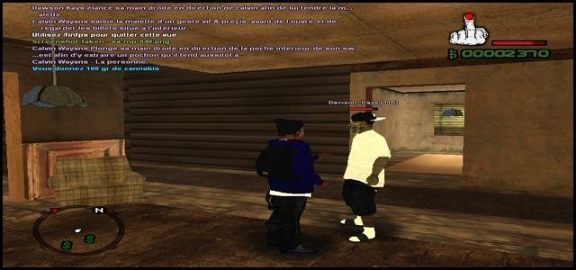 216 Black Criminals - Screenshots & Vidéos II - Page 2 Samp710