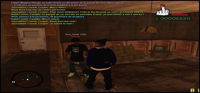 216 Black Criminals - Screenshots & Vidéos II - Page 3 Samp_210