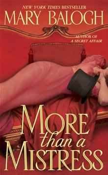 Mistress Trilogy - Tome 1 : More Than a Mistress de Mary Balogh Moreth10