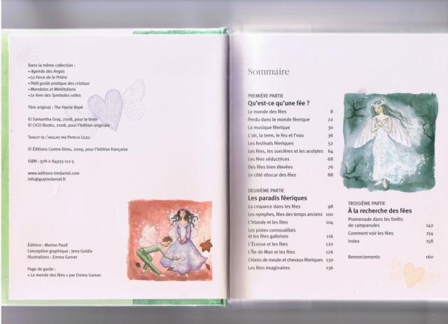 Le Livre des fées : bienvenue dans le monde magique des fées de Samantha Gray Ccf04011