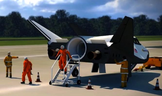 Dream Chaser (SNC) - Suivi du développement - Page 7 Dc510
