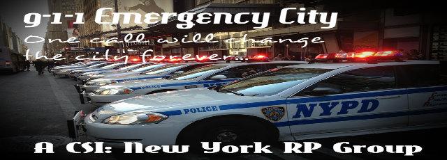 911 Emergency City