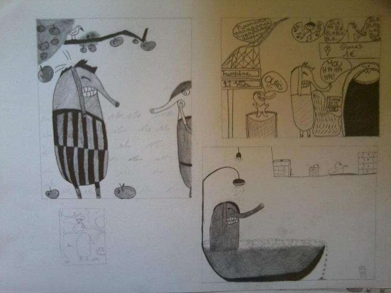 Petit album de dessins 31260410