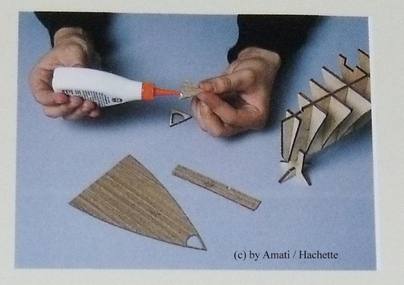 TITANIC von Amati 1:250 Hachette Etappenbausatz von 2002/2003 - Seite 3 02210
