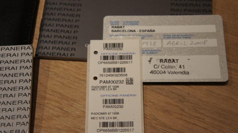 (VENDUE) Vends PAM232 - vente FLASH 6000 Dsc04613