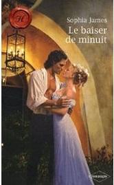 minuit - Le baiser de minuit - Sophia James James-10