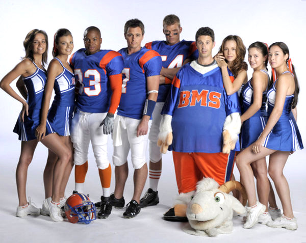 [Série TV] Blue Mountain State Photo-10