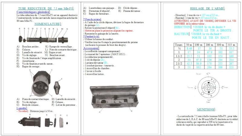 cartouche 7,5 mas - identification Tube10