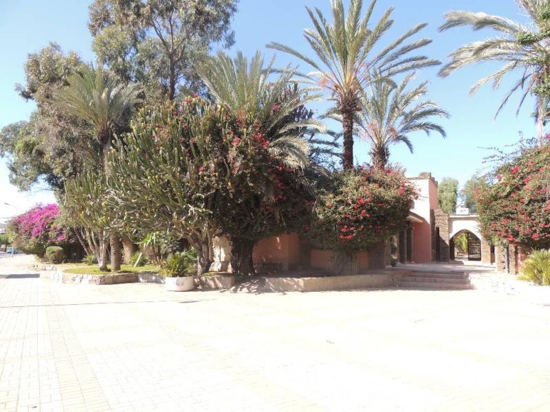 AGADIR: le jardin OLAHO Dscn1720