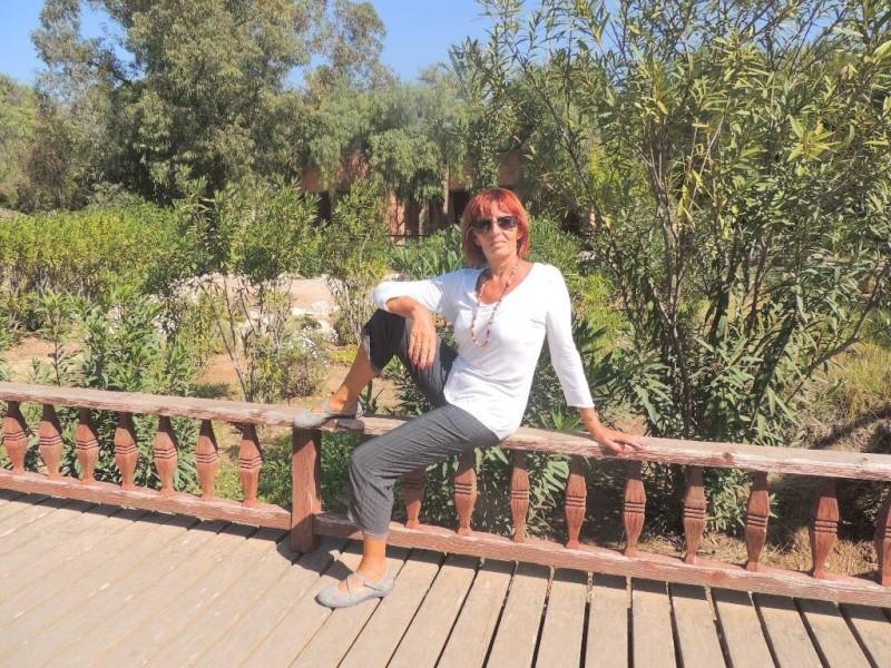 AGADIR: le jardin OLAHO Dscn1723