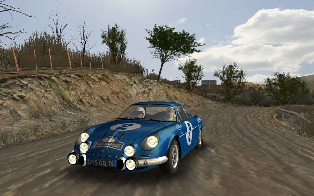 WIP - Alpine A110 for P&G A110_029