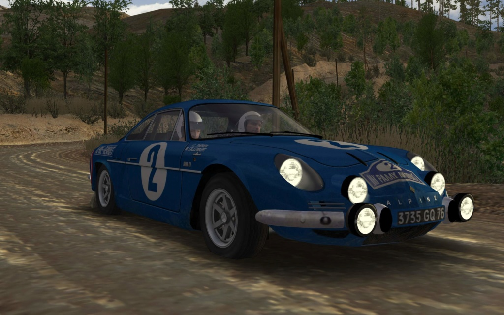 WIP - Alpine A110 for P&G A110_033