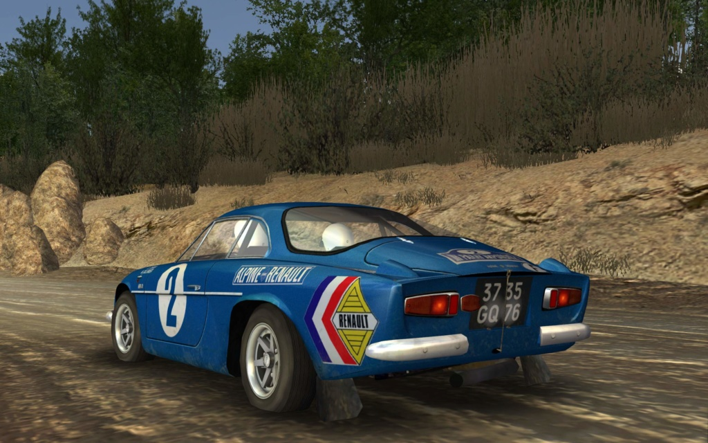 WIP - Alpine A110 for P&G A110_034