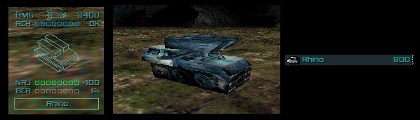 Guide des véhicules de la Résistance Rhino10
