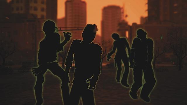 Les catastrophes avec Simcity Zombie10