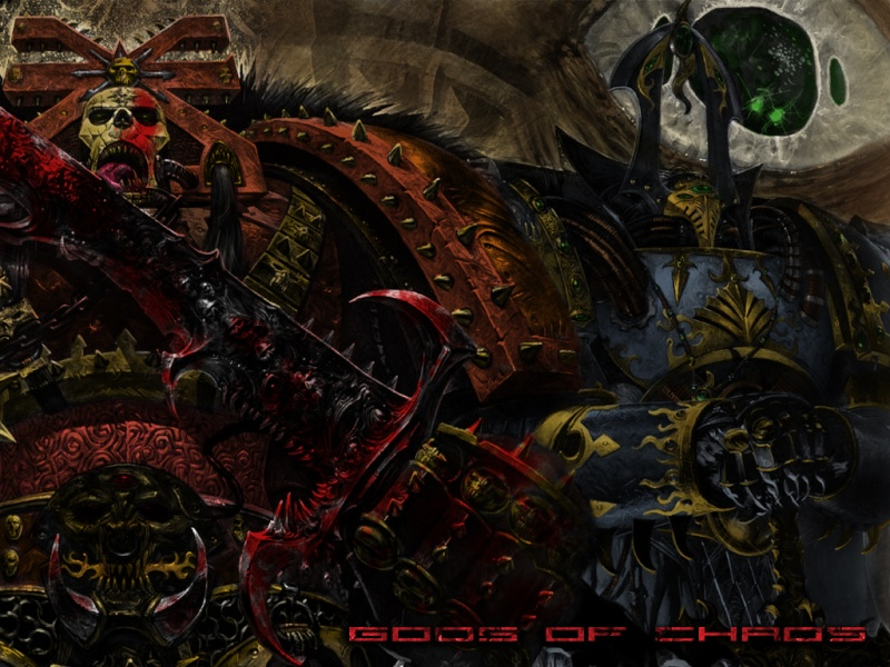 [W40K] Collection d'images : Space Marines du Chaos Khrone10