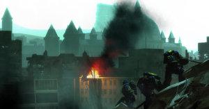[W40K] Collection d'images : Villes et Ruches dans Wharmmer 40.000 Warham10