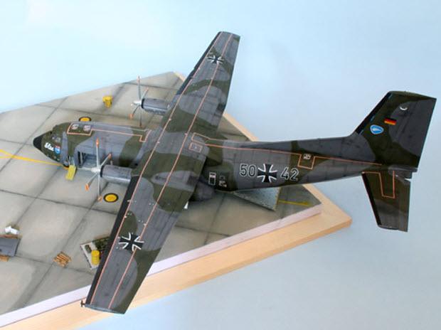 C-160 TRANSALL Eloka/NG Revell 1/72 01-04-13