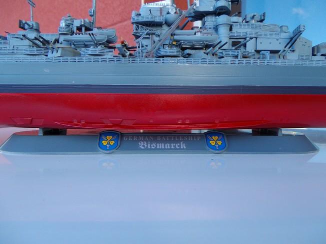 "Battleship ""BISMARCK"" 1/350 Revell - Page 2 114"