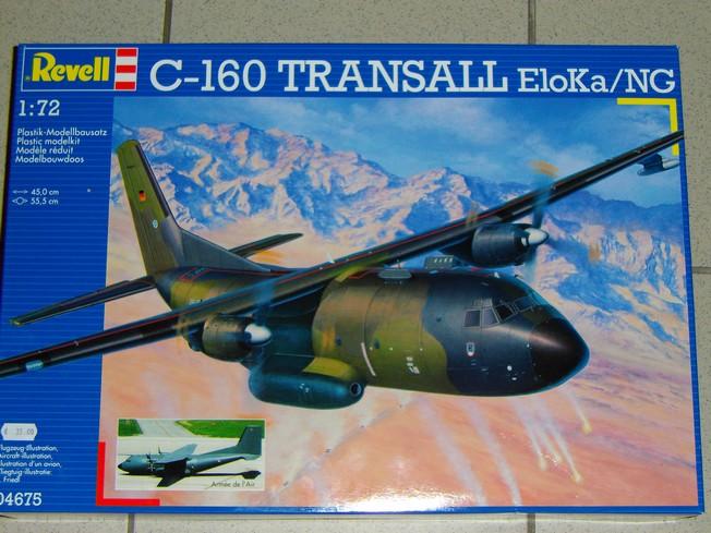 C-160 TRANSALL Eloka/NG Revell 1/72 116