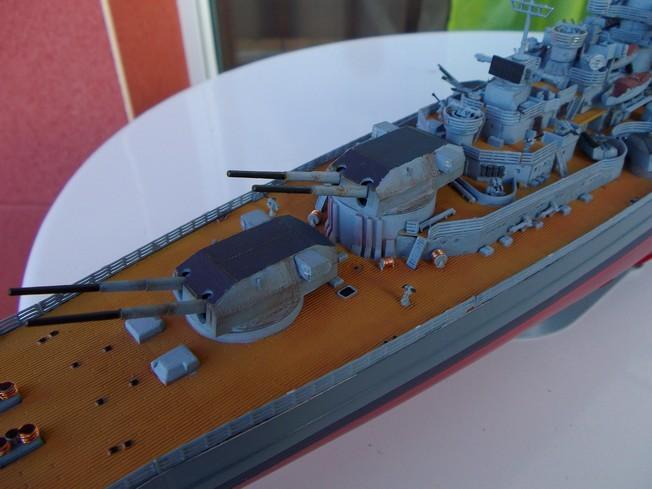 "Battleship ""BISMARCK"" 1/350 Revell - Page 2 214"