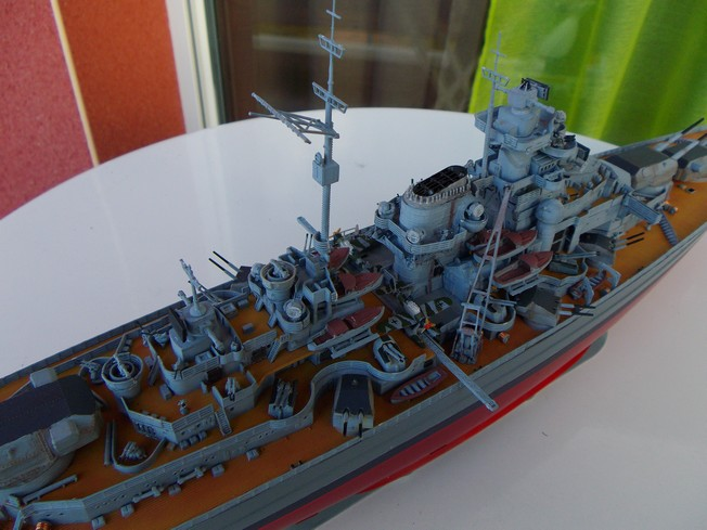 "Battleship ""BISMARCK"" 1/350 Revell - Page 2 314"