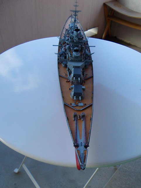 "Battleship ""BISMARCK"" 1/350 Revell - Page 2 412"
