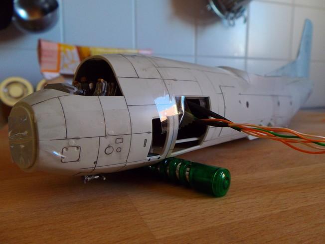 C-160 TRANSALL Eloka/NG Revell 1/72 612