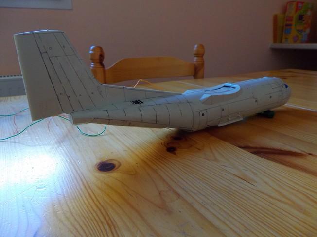 C-160 TRANSALL Eloka/NG Revell 1/72 710