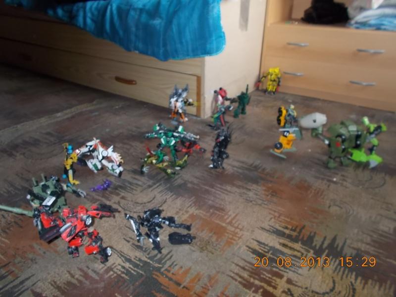 Vos montages photos Transformers ― Vos Batailles/Guerres | Humoristiques | Vos modes Stealth Force | etc - Page 9 Dscn0118