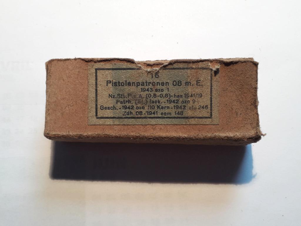 Boite pistolenpatronen 1943 20200511