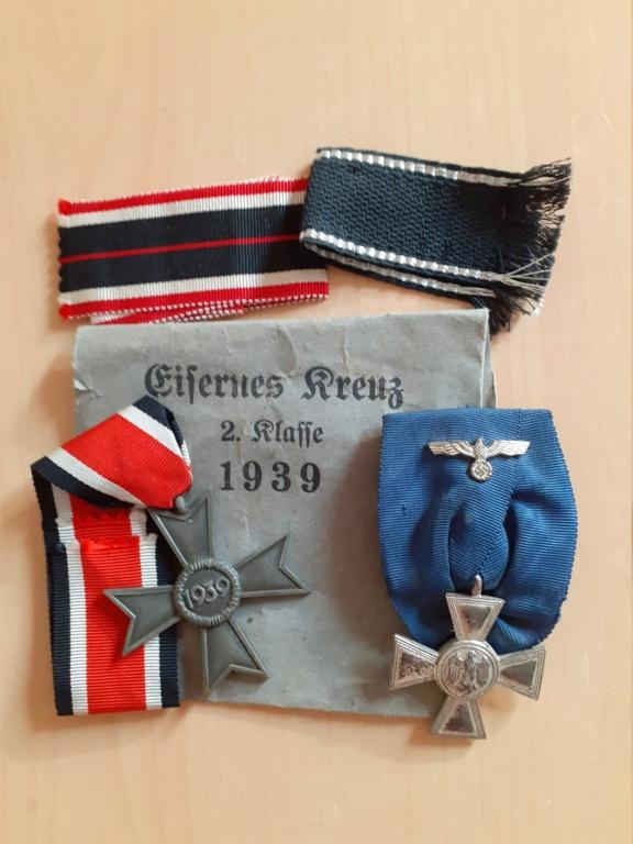 Lot médailles allemandes  20210560
