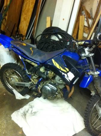 Rebuild Of A 2004 Yamaha TTR 125 00k0k_10