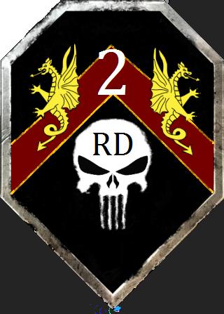 Le deuxième régiment de dragon [2RD] - Portail Blason24