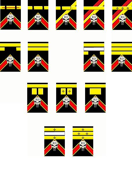 Le deuxième régiment de dragon [2RD] - Portail Plaque10
