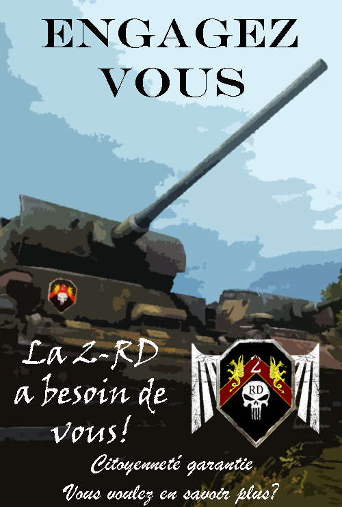 Le deuxième régiment de dragon [2RD] - Portail Recrut13