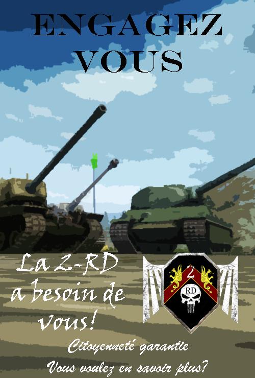 Le deuxième régiment de dragon [2RD] - Portail Recrut14
