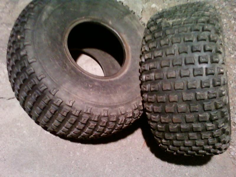 -VENDUS-2 pneus profil gazon DICO TURF TAMER 25x12-9 Photo-48