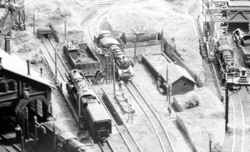 Es begann 1972 (Spur N) Bahnbe10